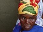 Portrait of PADev workshop participant in Langbensi, Northern Ghana (2009)